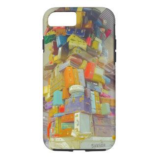 Schaukelnstapel Koffer für iPhone iPhone 8/7 Hülle