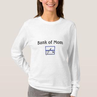 Scheckheft, Bank der Mammas T-Shirt