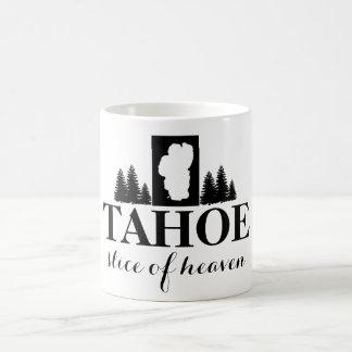SCHEIBE 11 Unze LAKE TAHOE DER Kaffeetasse