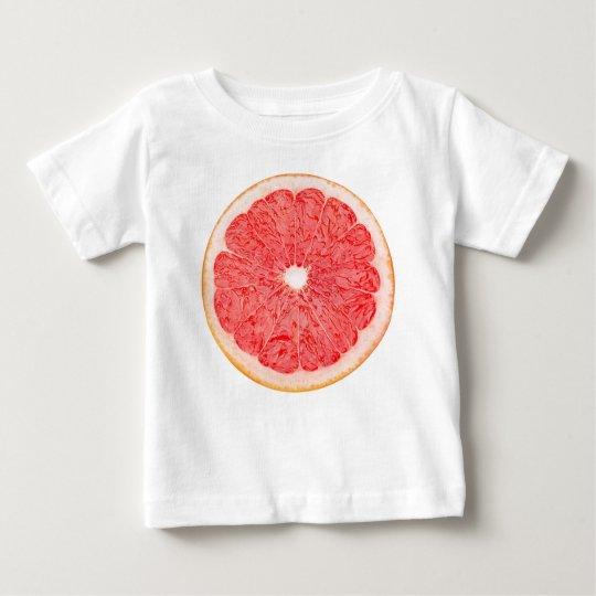 Scheibe der Pampelmuse Baby T-shirt