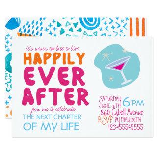 Scheidungs-Party Einladung