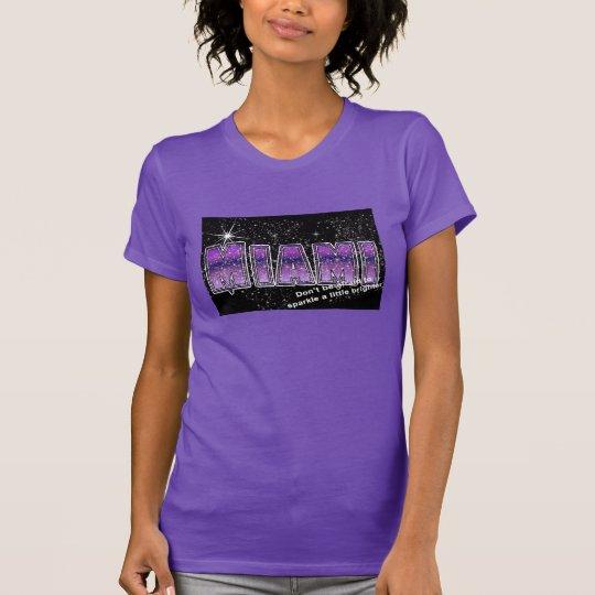 Schein Miamis Florida T-Shirt