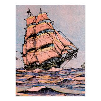 Scherer-Schiff Ann McKim Postkarte