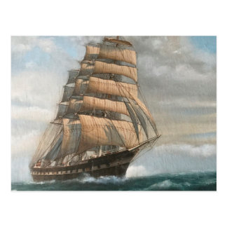 Scherer-Schiff Postkarte