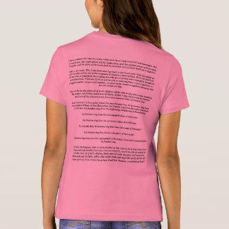 Scherzt Crewspitze T-Shirt