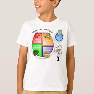 Scherzt meinen Platten-T - Shirt