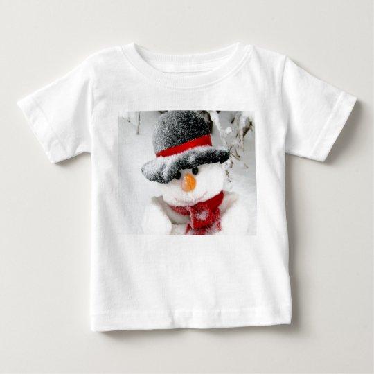 Scherzt Schneemann T-Shirt