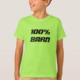 Scheune 100% | 100% Kind T-Shirt