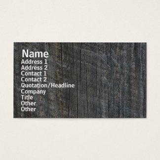Scheunen-Brett-Natur-Fotografie-Visitenkarte Visitenkarte
