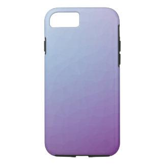 Schicker dreieckiger Pastellkunst-Kasten für neues iPhone 8/7 Hülle