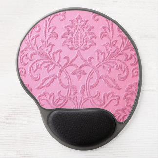 Schicker eleganter Spaß des rosa girly Gel Mouse Pad