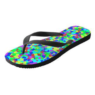 Schickes stilvolles flip flops