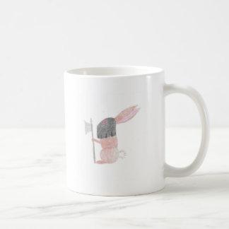 Schicksals-Häschen Kaffeetasse