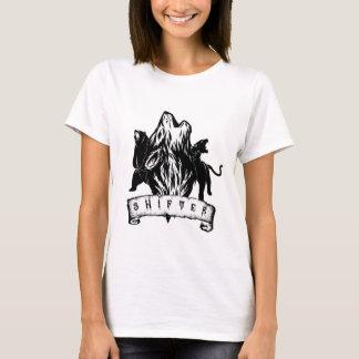 Schieber-Stolz-Partei-Kriegs-Shirt T-Shirt