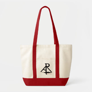 Schiefwinklige Tasche Zweiton Logo der Rhetorik