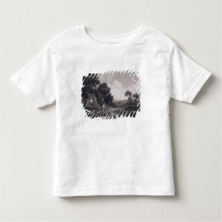 Schießen, Platte 2, graviert von William Woollett Kleinkinder T-shirt