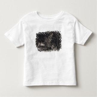 Schießen, Platte 4, graviert von William Woollett Kleinkinder T-shirt
