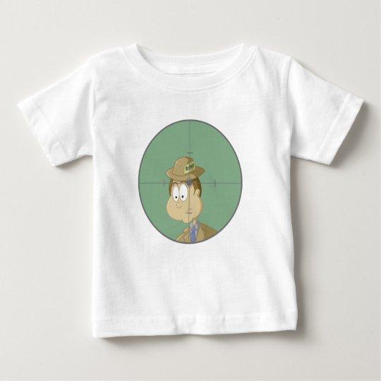 Schießen Sie nicht den Boten Baby T-shirt