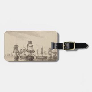 Schiffe vom 26. Juni 1776 Gepäckanhänger