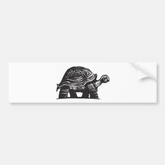 Schildkröte Autoaufkleber
