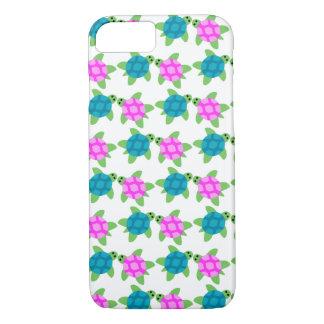 Turtle Chillaxing Design - Apple iPhone 8/7, Barel