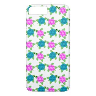 Turtle Chillaxing Design - Apple iPhone 8 Plus/7 P