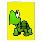 Schildkröte Karte