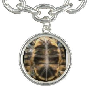 Schildkröte-Muschel Charm Armband