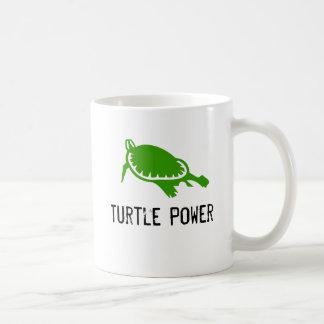 Schildkröte-Power-Tasse