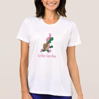 Schildkröten können laufen T-Shirt
