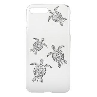 Schildkröten Stammes- Tatoo Tier iPhone 8 Plus/7 Plus Hülle