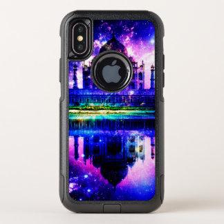 Schillernde Taj Mahal Träume OtterBox Commuter iPhone X Hülle