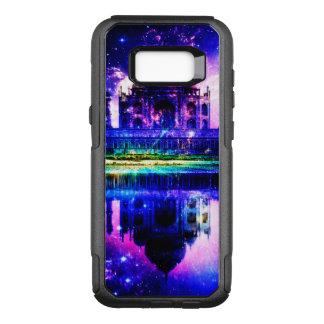 Schillernde Taj Mahal Träume OtterBox Commuter Samsung Galaxy S8+ Hülle