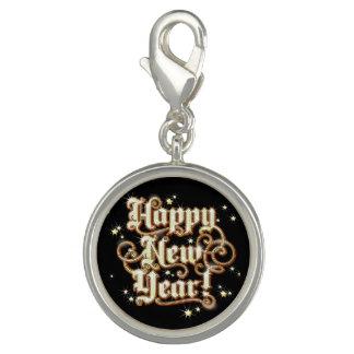 Schillerndes neues Jahr Charm