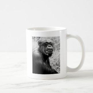 Schimpanse Kaffeetasse