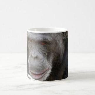 Schimpanse-Tasse Kaffeetasse