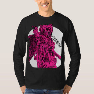Schlachtfeld B3ar rosa #teamb3ar T-Shirt