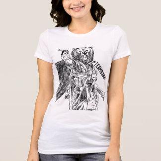 Schlachtfeld B3ar säubern einfaches Shirt