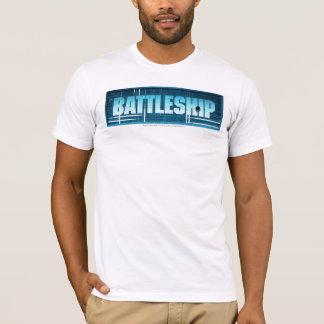 Schlachtschiff-Logo T-Shirt