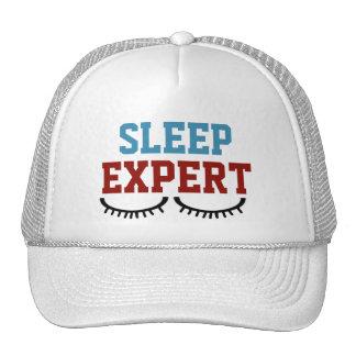 Schlaf-sachverständiger Fernlastfahrer-Hut Truckerkappen