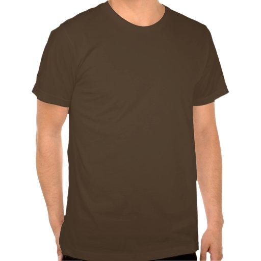 Schlafen Sie, wenn Sie die Toten sind, die uns gel T-Shirts