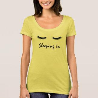 """""""Schlafend"""" in der Grafik T-Shirt"""