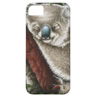 Schlafenkoala-Case-Mate-Fall iPhone 5 Schutzhüllen
