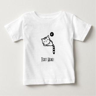 SchlafenMiezekatze Baby T-shirt