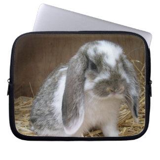 Schlaffes Ohr-Kaninchen Computer Schutzhülle