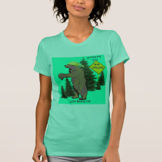Schlafgehenbär T-Shirt