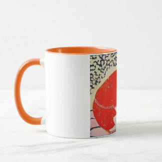 Schläfrige Fox-Tasse Tasse