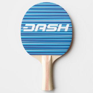 Schlag-Klingeln Pong Paddel Tischtennis Schläger