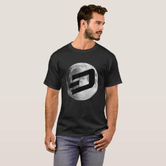 Schlag-Mond T T-Shirt