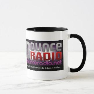Schlag-RadioTasse Tasse